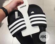 Original Adidas Slippers | Shoes for sale in Lagos State, Surulere