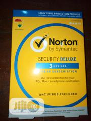 Norton Security Deluxe 3pc   Software for sale in Lagos State, Lagos Island