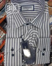 Levi Gardin Men's Cotton Quality Shirts | Clothing for sale in Lagos State, Lagos Island