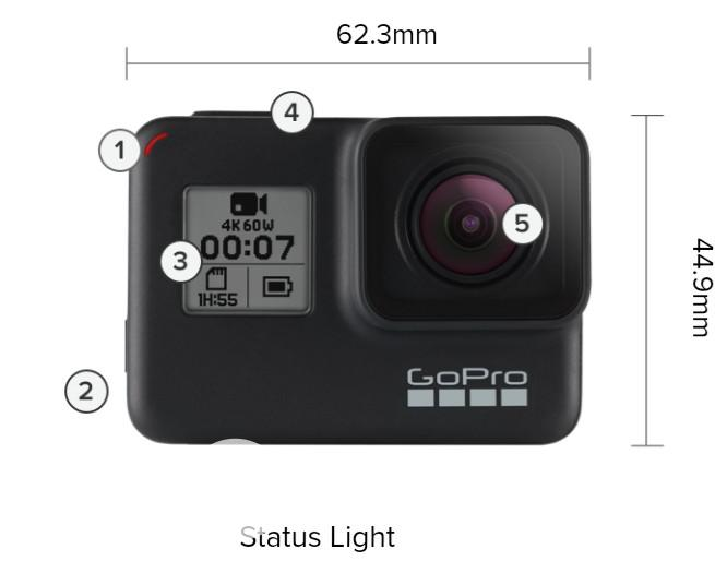 Gopro HERO7 | Photo & Video Cameras for sale in Ikeja, Lagos State, Nigeria