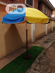 Quality Outdoor Parasol With Modern Stand For Sale | Garden for sale in Plateau State, Langtang North