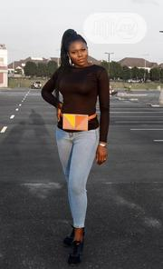 Leather Waist Pouch (Fanny Pack) | Bags for sale in Lagos State, Ajah