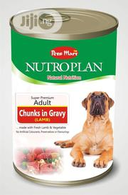 Nutroplan Dog Canned Food ×24 | Pet's Accessories for sale in Lagos State, Lekki Phase 2