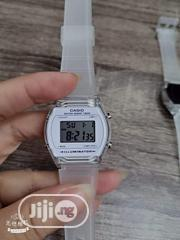 Casio Digital Fashion Rubber Strap | Watches for sale in Lagos State, Lagos Island
