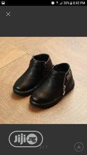 Lovely Black School and Party Shoes for Kids   Children's Shoes for sale in Lagos State, Egbe Idimu