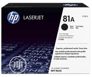 HP 81A Black Original Laserjet Toner Cartridge | Accessories & Supplies for Electronics for sale in Abuja (FCT) State, Wuse 2