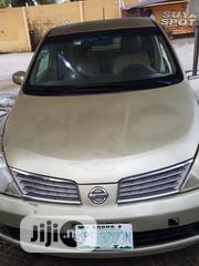 Nissan Tiida 2010 1.6 Visia Gold | Cars for sale in Lagos State, Lekki Phase 2