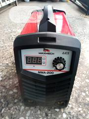 Maxmech MMA 200 Amps Inverter Welding Machine.   Electrical Equipment for sale in Lagos State, Ilupeju