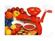 Manual Hand Blender For Tomato Pepper Onions Fruits Vegetable Herbs | Kitchen & Dining for sale in Lagos State, Mushin