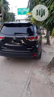 Toyota Highlander 2016 Black | Cars for sale in Surulere, Lagos State, Nigeria