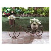 Dealers Of Real Steel Garden Tricycle Planter Stand Nationwide | Manufacturing Services for sale in Abia State, Aba South