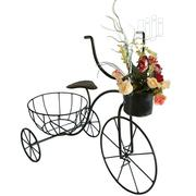 Fabricated Iron Crafted Tricycle Pots Holder For Garden Use | Manufacturing Services for sale in Anambra State, Anaocha