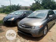 Honda Civic 1.6i LS Automatic 2008 Brown | Cars for sale in Abuja (FCT) State, Galadimawa