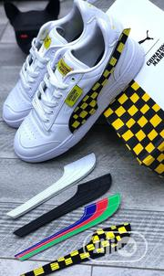 PUMA X CHINATOWN MARKET Ralph Sampson Lo Sneakers - White | Shoes for sale in Lagos State, Lagos Island
