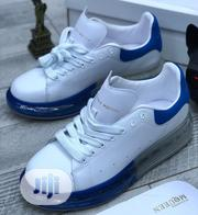 Alexander McQueen Blue Summer Sneakers | Shoes for sale in Lagos State, Lagos Island