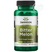 Swanson Bitter Melon 500mg - 60 Capsules   Vitamins & Supplements for sale in Lagos State, Lekki Phase 1