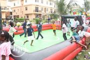 Rodeo Bull & Soapy Football   Party, Catering & Event Services for sale in Lagos State, Lagos Island