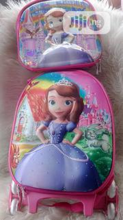 Sofia The First Trolley Bag | Babies & Kids Accessories for sale in Lagos State, Ikeja