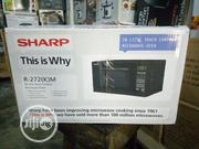 Original Sharp Microwave Direct From Uk | Kitchen Appliances for sale in Lagos State