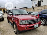 Land Rover Range Rover Sport 2007 HSE 4x4 (4.4L 8cyl 6A) Red | Cars for sale in Lagos State, Ifako-Ijaiye