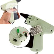 Clothes Garment Price Label Tagging Gun Machine, 1000 Barbs +5 Needles   Hand Tools for sale in Lagos State, Ikeja