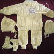 Complete Set of Baby Sweater With an Extra Cap A2 - (0 - 2yrs) | Children's Clothing for sale in Lagos State, Ojodu