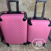 A Set of Two Luggage (Pink) | Bags for sale in Lagos State, Lagos Island