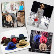 Original Classic Fashion Fedora Hat 🎩 Cap | Clothing Accessories for sale in Lagos State, Lagos Island