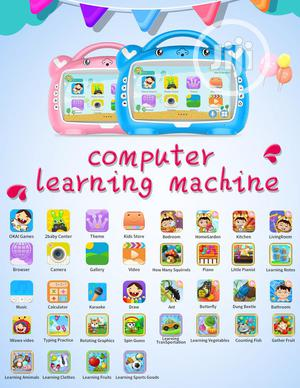 Computer Learning Machine