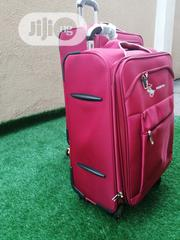 Exotic 2 in 1pink Luggages | Bags for sale in Akwa Ibom State, Uruan