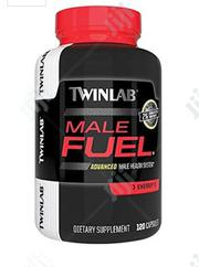 Twinlab Male Fuel Capsules For Healthy And Last Longer On Bed | Sexual Wellness for sale in Lagos State, Victoria Island