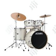 Tama Imperialset Drum Sets (5 Piece) – VWS Vintage White Sparkle | Musical Instruments & Gear for sale in Lagos State, Ikeja