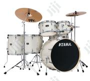 Tama Imperialstar Drum Sets (7 Piece) – VWS Vintage White Sparkle | Musical Instruments & Gear for sale in Lagos State, Ikeja