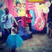 Kiddies Party Planner Bouncing Castle Popcorn Candy Floss MC DJ | Party, Catering & Event Services for sale in Lagos State, Lekki Phase 1