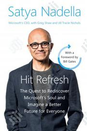Hit Refresh By Satya Nadella | Books & Games for sale in Lagos State, Ikeja