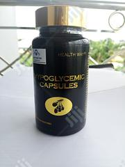Hypoglycemic Capsule for Permanent Cure and Removal of Diabetes/Sugar | Vitamins & Supplements for sale in Borno State, Abadam