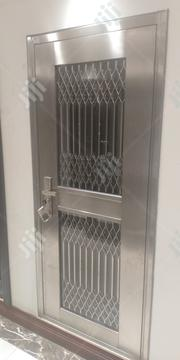 Stainless Steel Aluminium Glass Frame Doors | Doors for sale in Lagos State, Ajah