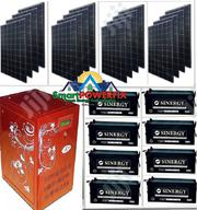Solar Powered 5kva Nexus Inverter With Sinergy Batteries Installation | Solar Energy for sale in Lagos State, Amuwo-Odofin