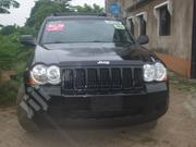 Jeep Grand Cherokee 3.7 Laredo 2x4 2009 Black   Cars for sale in Lagos State, Isolo