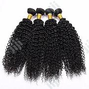 Fashion Kinky Curly Human Hair for Beautiful Ladies 6 Bundles | Hair Beauty for sale in Lagos State