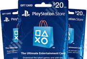 USA&UK Playstation Gift Cards   Video Game Consoles for sale in Ondo State, Akure