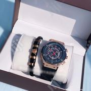 Classic Hublot Wristwatch Combine With Exclusive Versace Bracelet | Jewelry for sale in Lagos State, Lagos Island