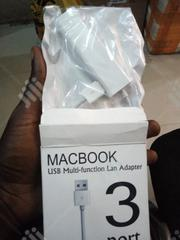 MACBOOK (USB Mult-function Lan Adapter) | Computer Accessories  for sale in Lagos State, Ikeja