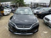 Honda Accord 2015 Black | Cars for sale in Lagos State, Ifako-Ijaiye