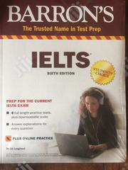 Barron IELTS 6th Edition With CD | Books & Games for sale in Lagos State