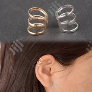 Fashion No Piercing Ear Cuff / Available In Gold And Silver. | Jewelry for sale in Oyo State, Ibadan