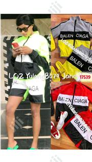 Trendy Balenciaga Short and Jacket | Clothing for sale in Lagos State, Ikeja