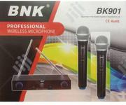 Bnk Wireless Microphone Bk901 | Audio & Music Equipment for sale in Lagos State, Ojo