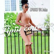 Female Fitted Lynn Couture Gown | Clothing for sale in Lagos State, Ikeja