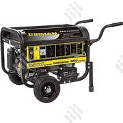 Brand Firman FPG3800DE, 3.5kva Gasoline | Electrical Equipment for sale in Lagos State
